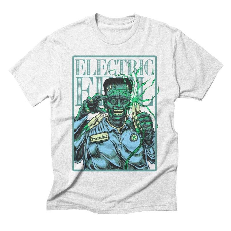 Eel Feelings Men's Triblend T-shirt by mewtate's Artist Shop