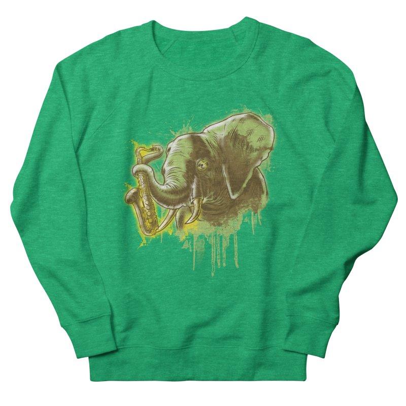 Elefunkaaz Women's Sweatshirt by mewtate's Artist Shop