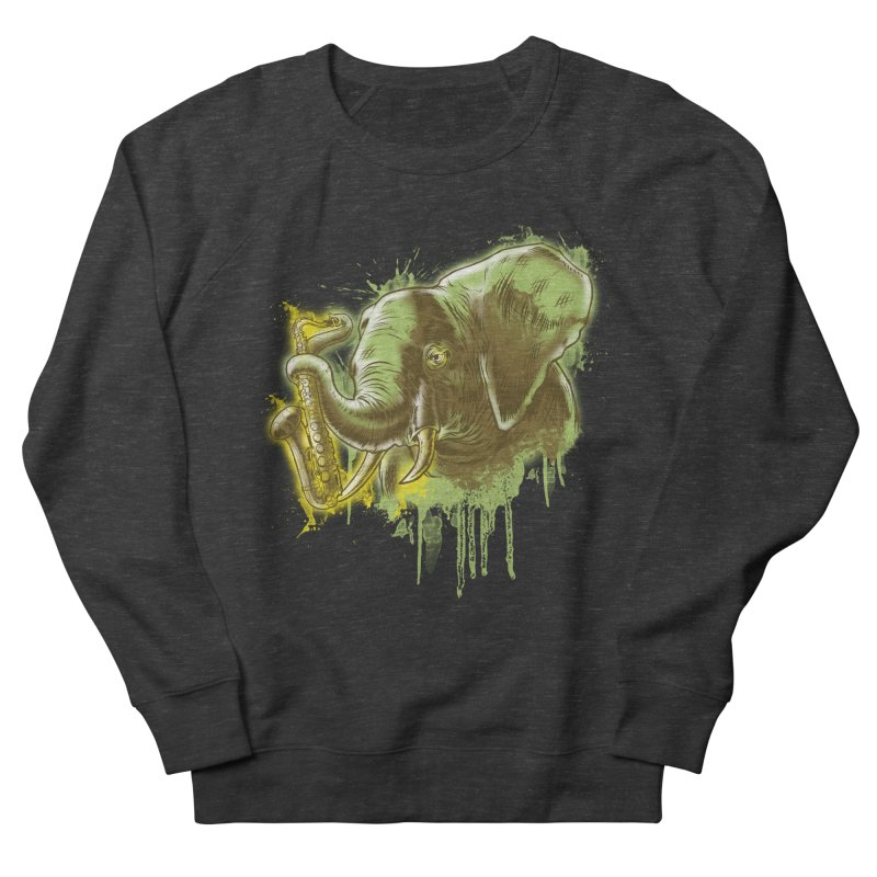 Elefunkaaz Women's Sweatshirt by mewtate's Artist Shop