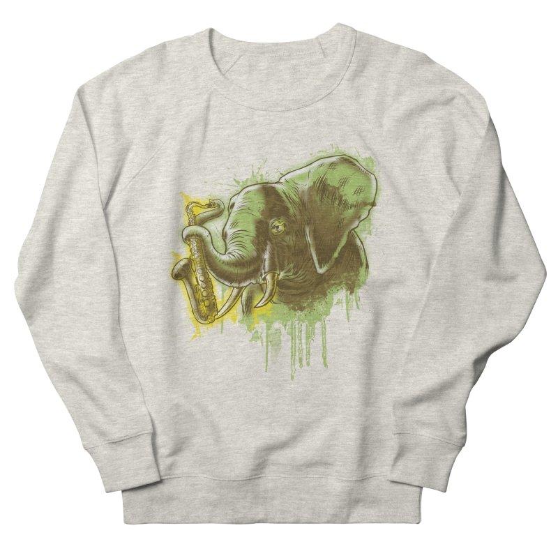 Elefunkaaz Men's Sweatshirt by mewtate's Artist Shop