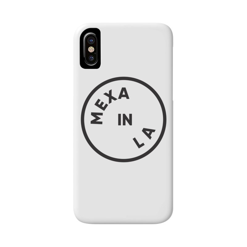 Los Angeles Accessories Phone Case by Mexa In NYC