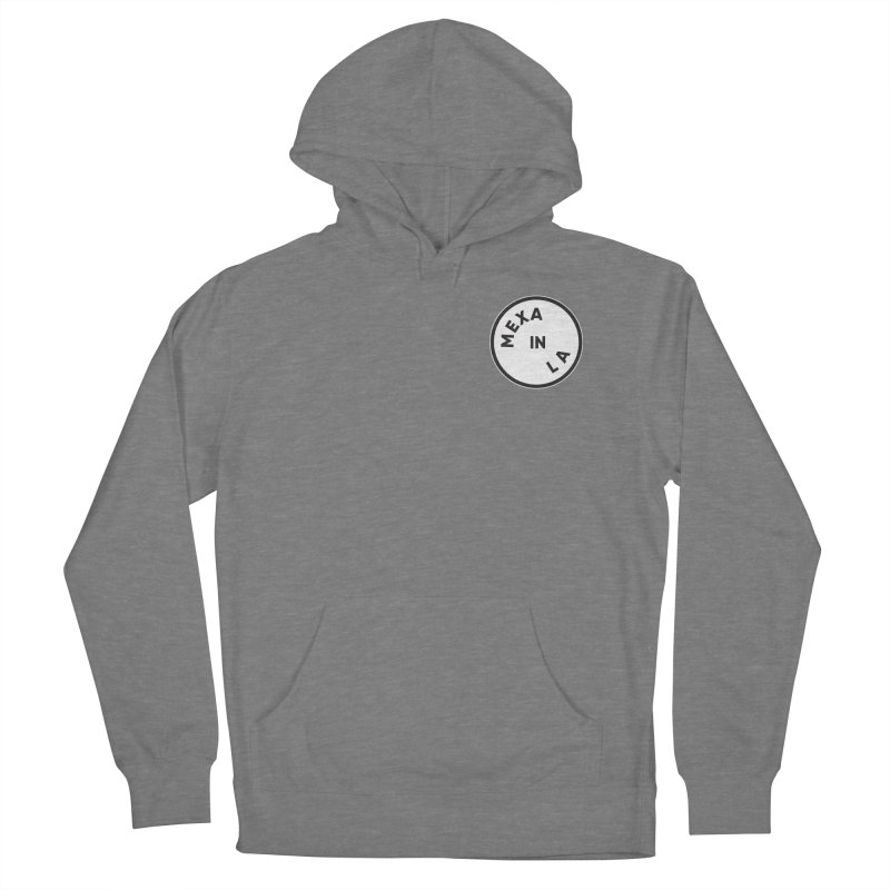 Los Angeles Women's French Terry Pullover Hoody by Mexa In NYC
