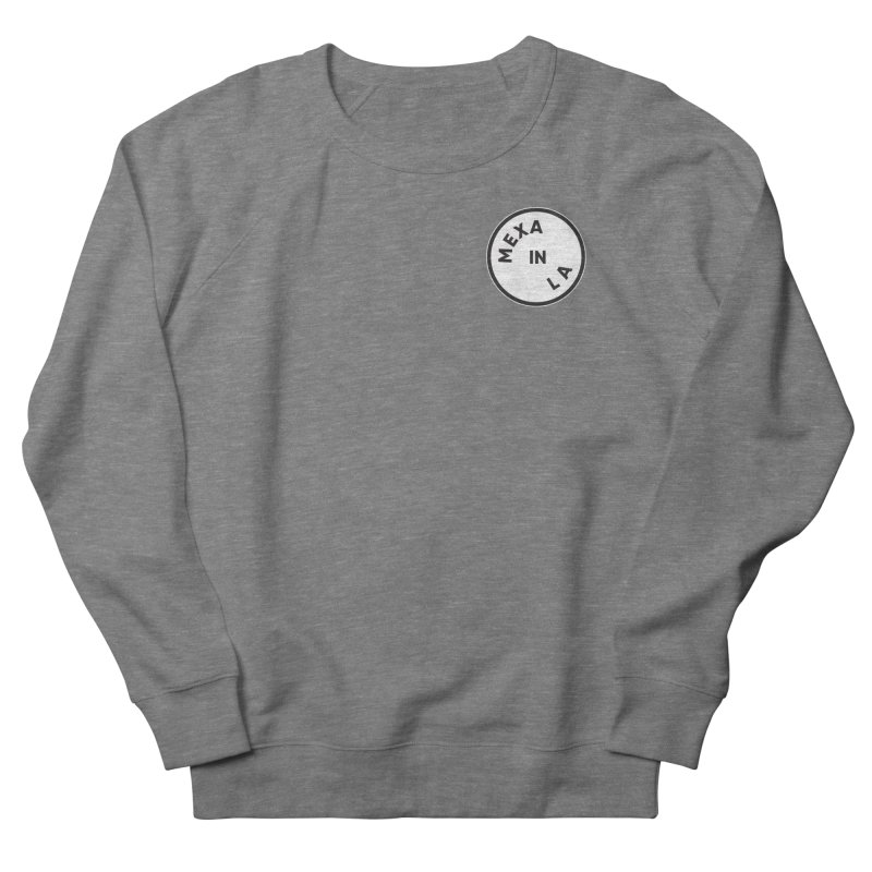 Los Angeles Women's French Terry Sweatshirt by Mexa In NYC