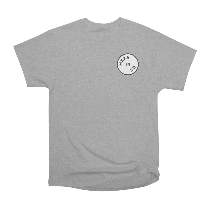 San Diego Women's Heavyweight Unisex T-Shirt by Mexa In NYC