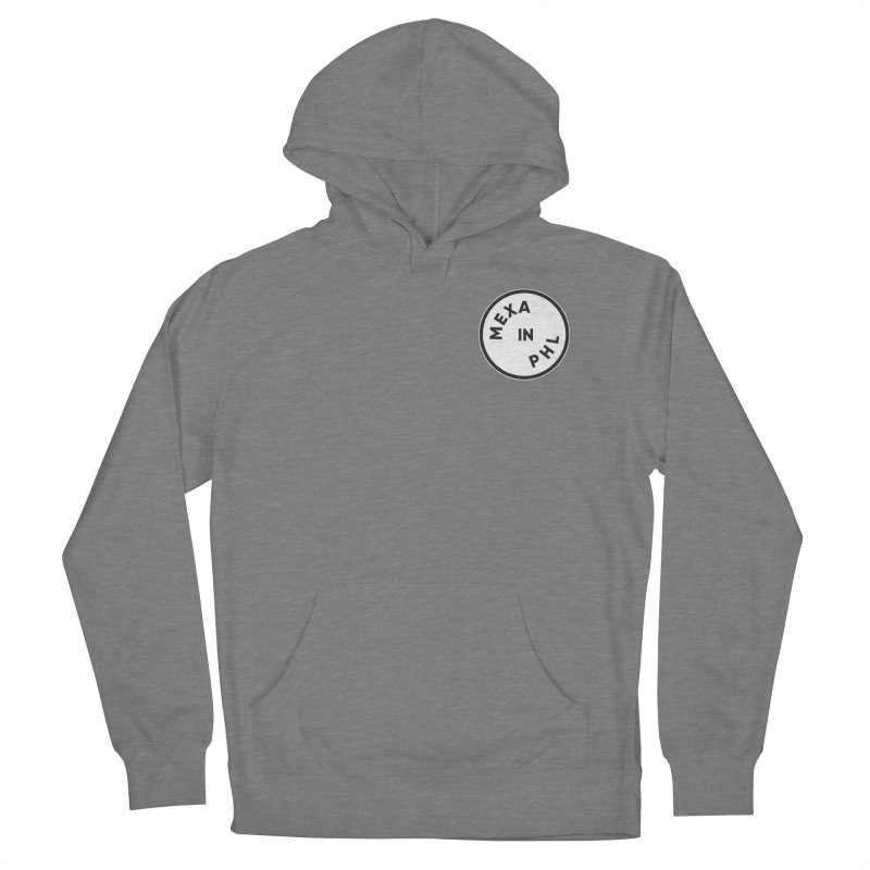 Philadelphia Women's French Terry Pullover Hoody by Mexa In NYC