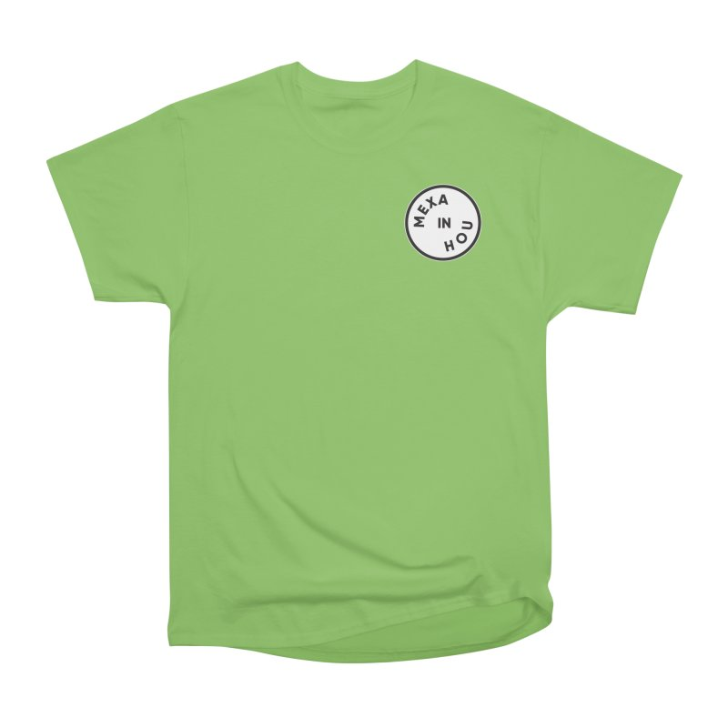 Houston Women's Heavyweight Unisex T-Shirt by Mexa In NYC