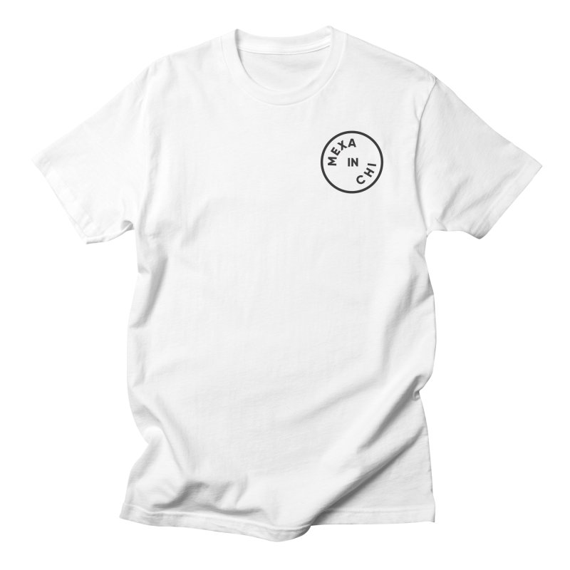 Chicago Men's Regular T-Shirt by Mexa In NYC