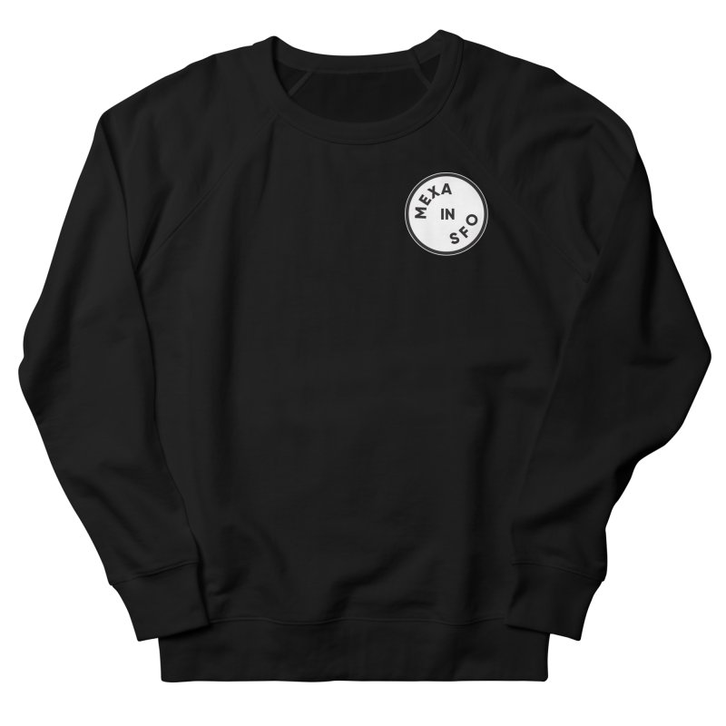 San Francisco Women's French Terry Sweatshirt by Mexa In NYC
