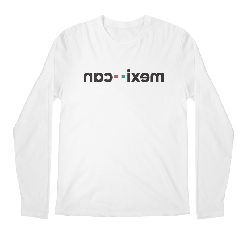 mexi-can Men's Longsleeve T-Shirt by Mexa In NYC