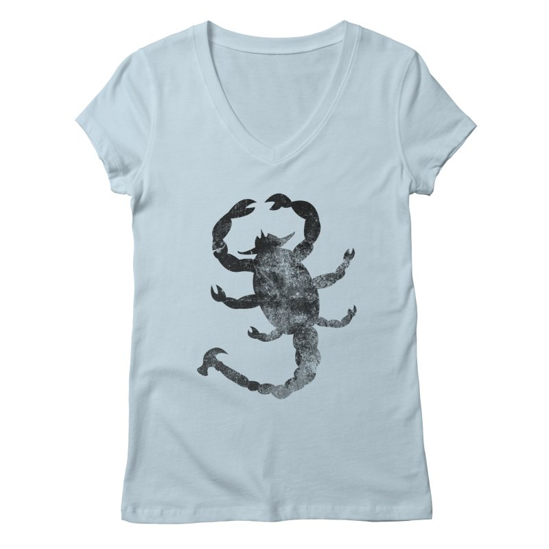 Drive Women's V-Neck by Mexican Dave's Artist Shop