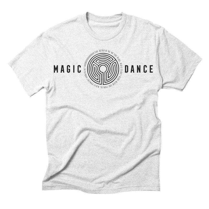 MAGIC DANCE Men's Triblend T-shirt by Mexican Dave's Artist Shop