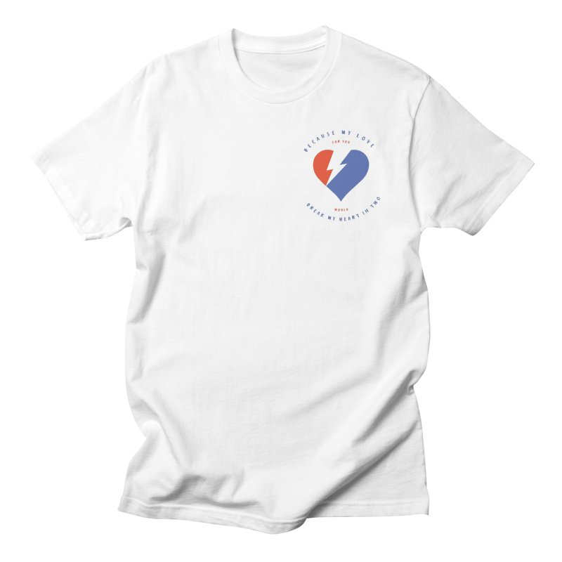 Let's Dance Men's T-Shirt by Mexican Dave's Artist Shop
