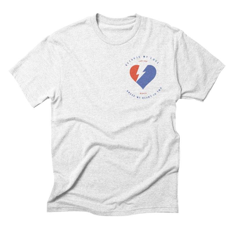 Let's Dance Men's Triblend T-shirt by Mexican Dave's Artist Shop