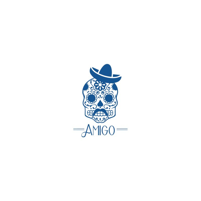 Amigo by Mexican Dave's Artist Shop