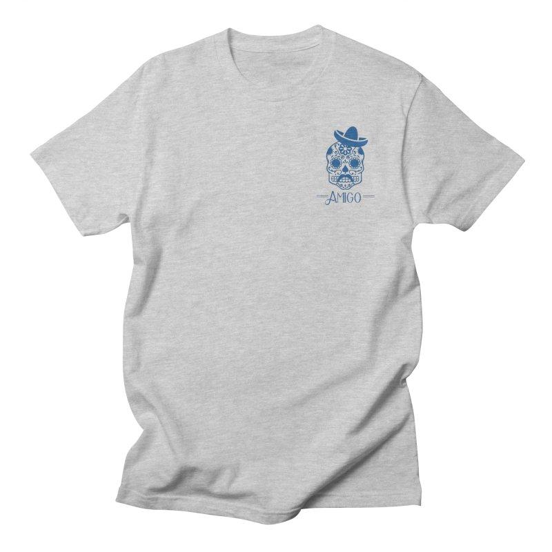 Amigo Men's T-Shirt by Mexican Dave's Artist Shop