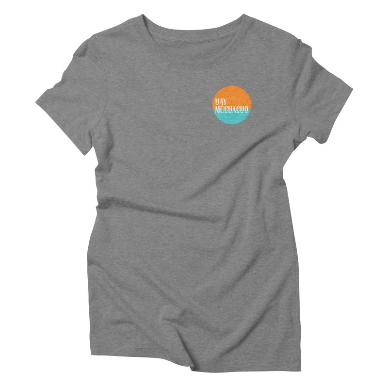 Hay Muchacho Women's Triblend T-shirt by Mexican Dave's Artist Shop
