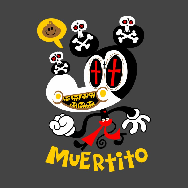 Muerto Mouse by Super Macho Artist Shop