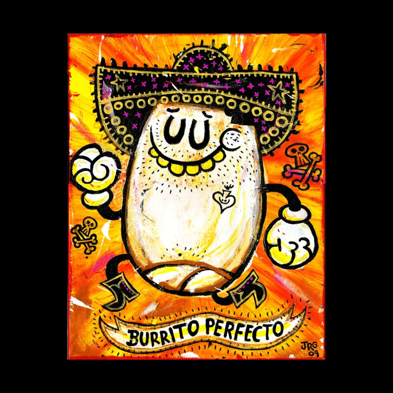 Burrito by Super Macho Artist Shop