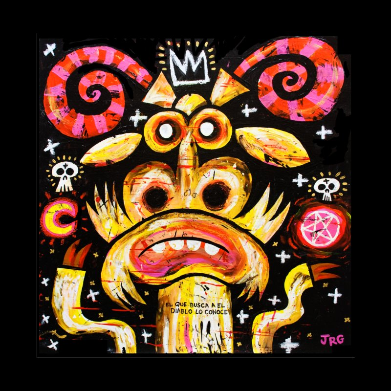 El Chivo by Super Macho Artist Shop