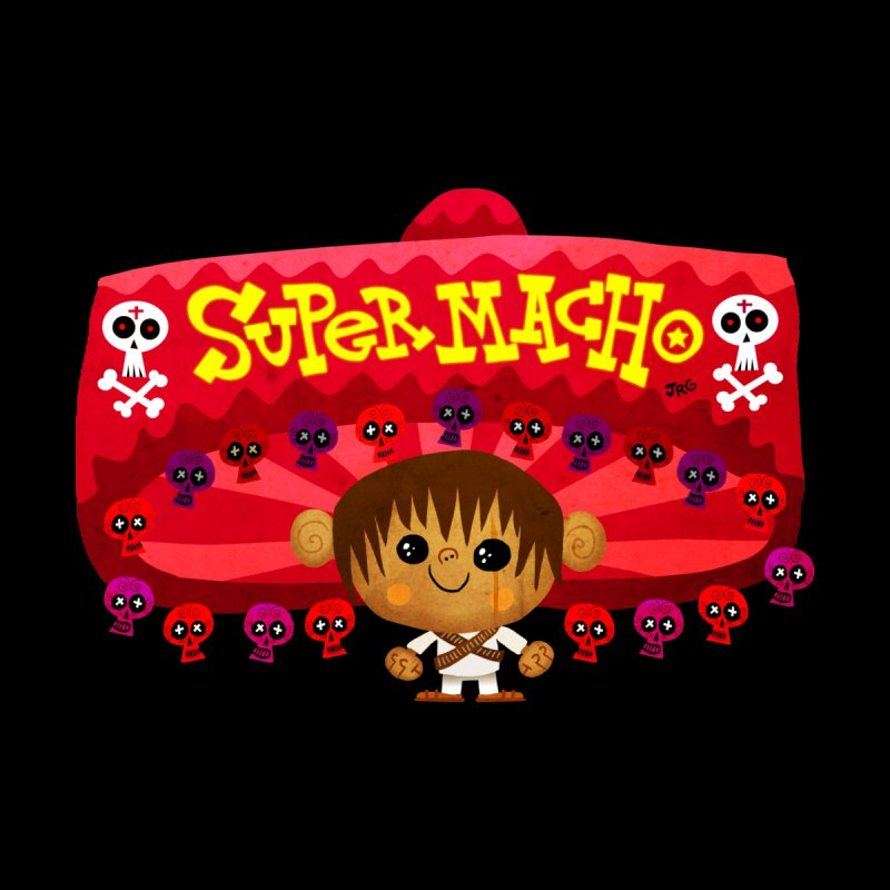 Super Macho Kid by Super Macho Artist Shop