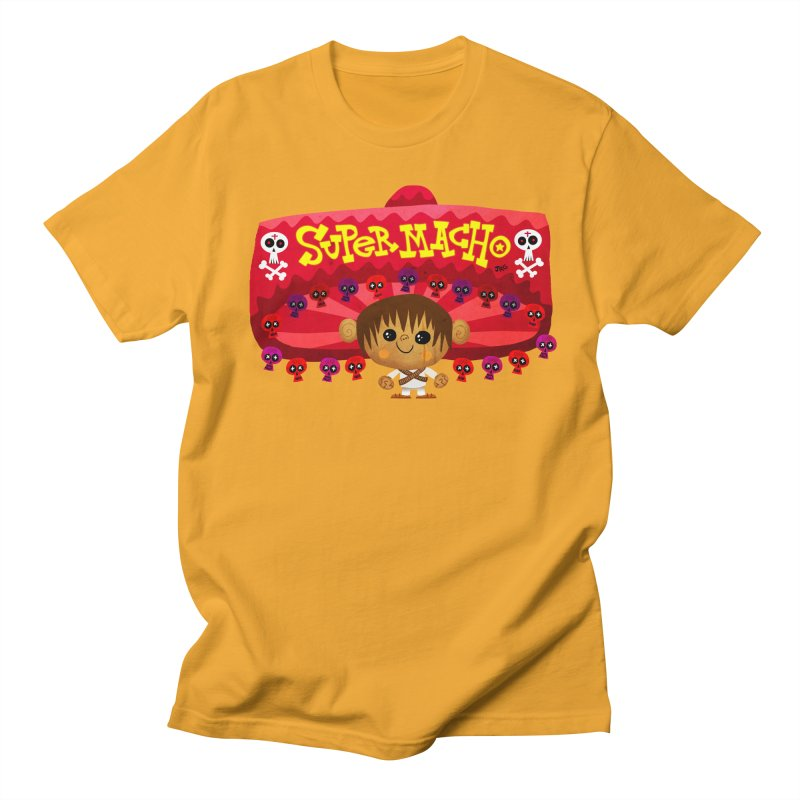 Super Macho Kid Men's T-Shirt by Super Macho Artist Shop