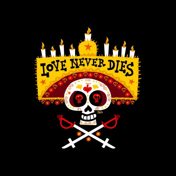 Design for Love Never Dies