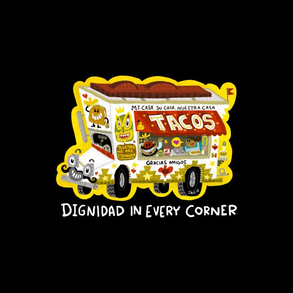 Design for Taco Truck