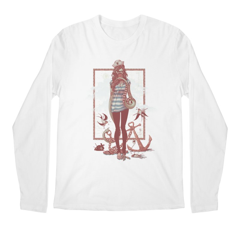 SELFIE- JoNAH Men's Longsleeve T-Shirt by mfk00's Artist Shop