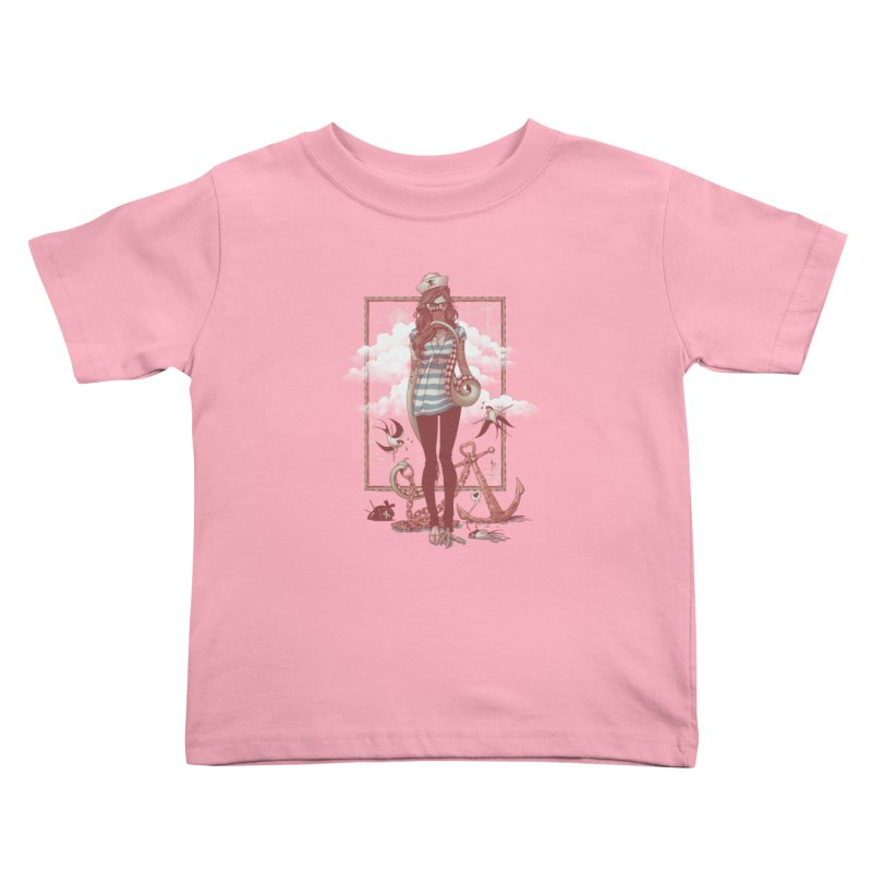 SELFIE- JoNAH Kids Toddler T-Shirt by mfk00's Artist Shop