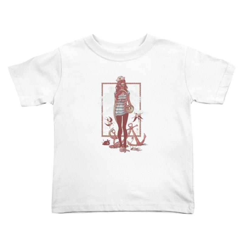 SELFIE- JoNAH Kids Toddler T-Shirt by mfk00's Artist Shop