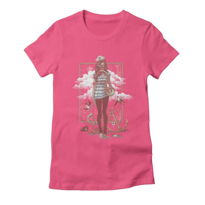 SELFIE- JoNAH Women's Fitted T-Shirt by mfk00's Artist Shop