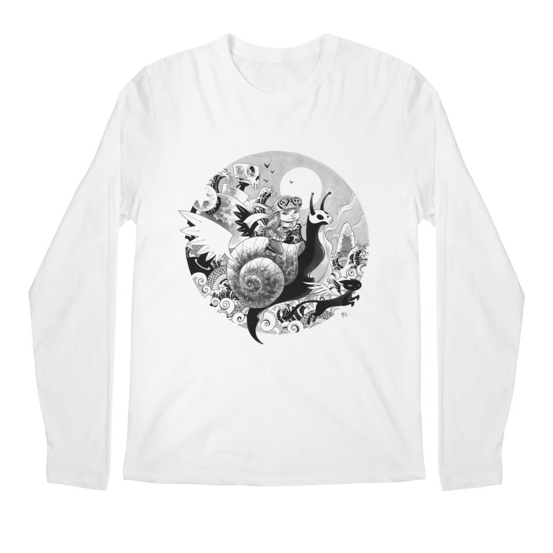 KAMIKAZE OF LOVE Men's Longsleeve T-Shirt by mfk00's Artist Shop