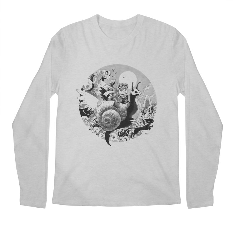 KAMIKAZE OF LOVE Men's Longsleeve T-Shirt by mfk00's Artist Shop