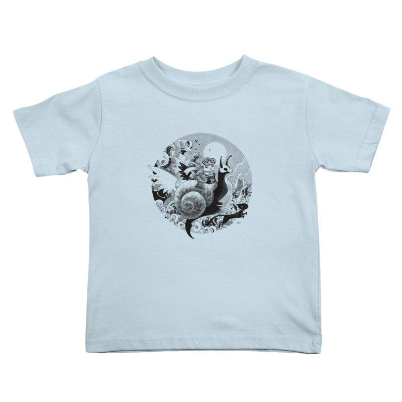 KAMIKAZE OF LOVE Kids Toddler T-Shirt by mfk00's Artist Shop