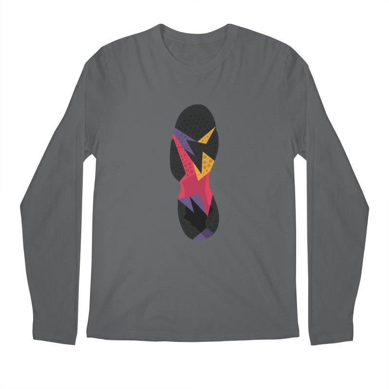AJ RAPTOR Men's Longsleeve T-Shirt by mfk00's Artist Shop