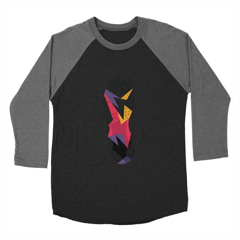 AJ RAPTOR Men's Baseball Triblend T-Shirt by mfk00's Artist Shop