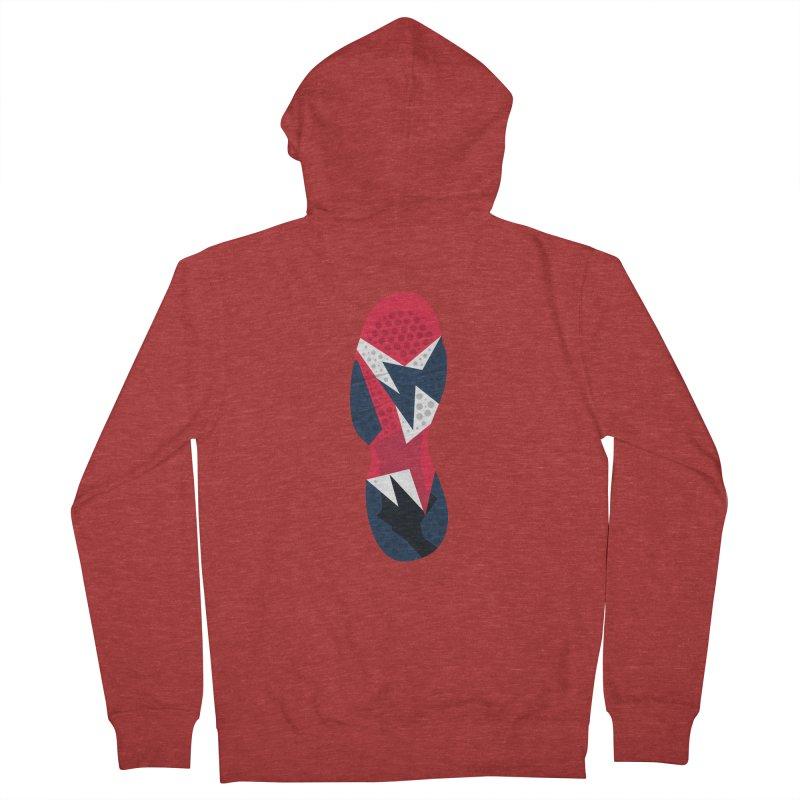 AJ OLYMPICS Men's Zip-Up Hoody by mfk00's Artist Shop