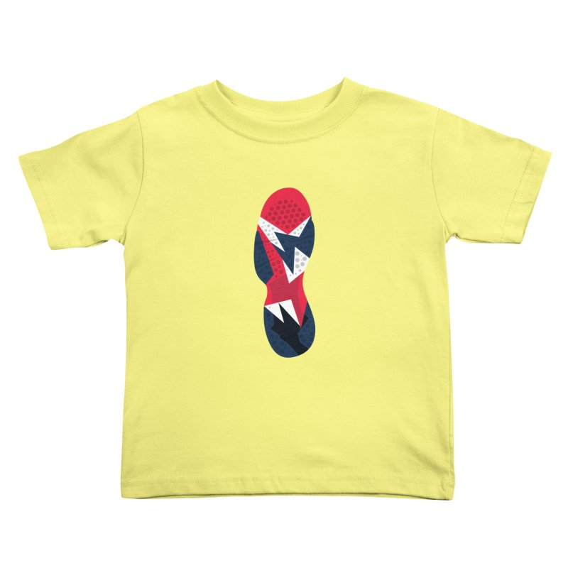AJ OLYMPICS Kids Toddler T-Shirt by mfk00's Artist Shop