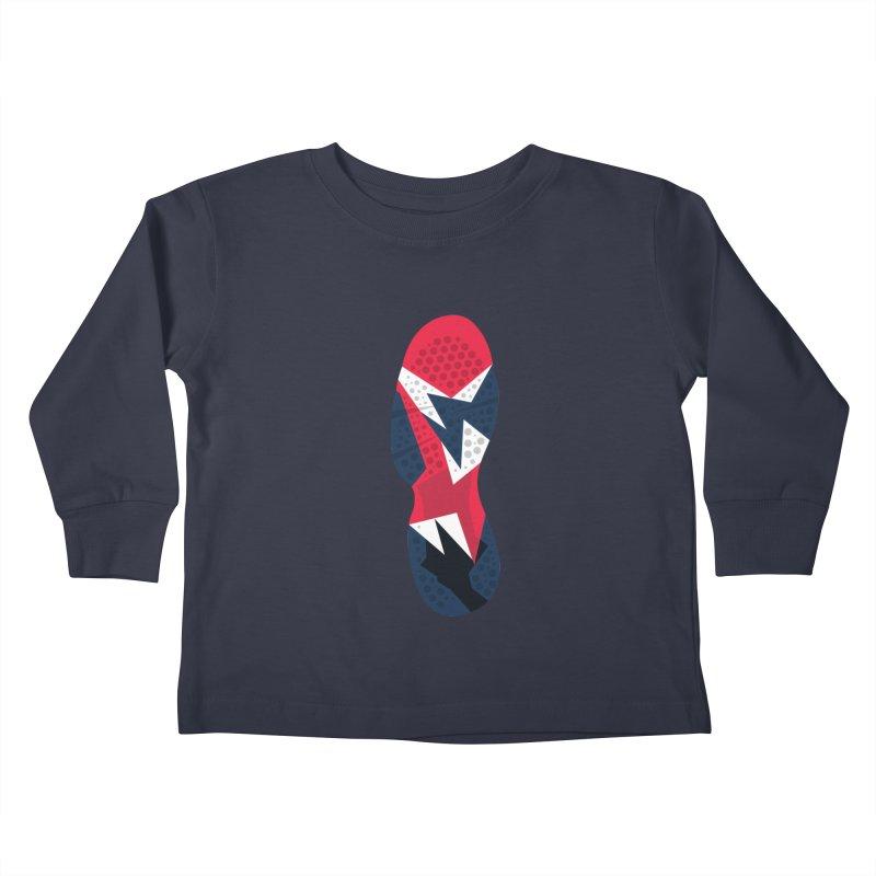 AJ OLYMPICS Kids Toddler Longsleeve T-Shirt by mfk00's Artist Shop