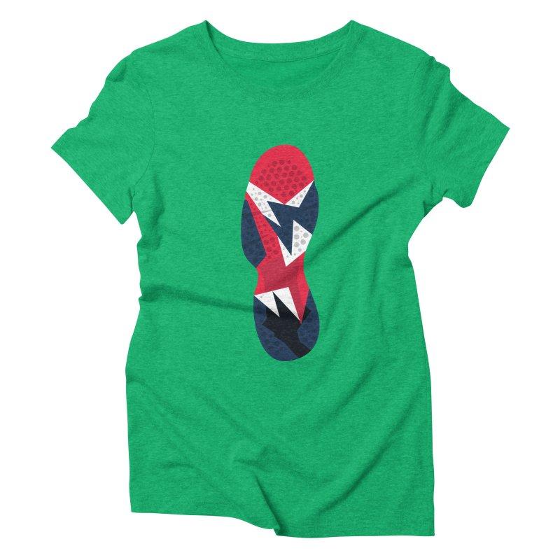 AJ OLYMPICS Women's Triblend T-shirt by mfk00's Artist Shop
