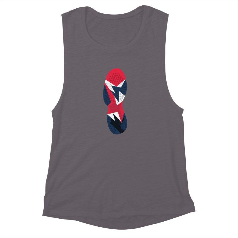 AJ OLYMPICS Women's Muscle Tank by mfk00's Artist Shop