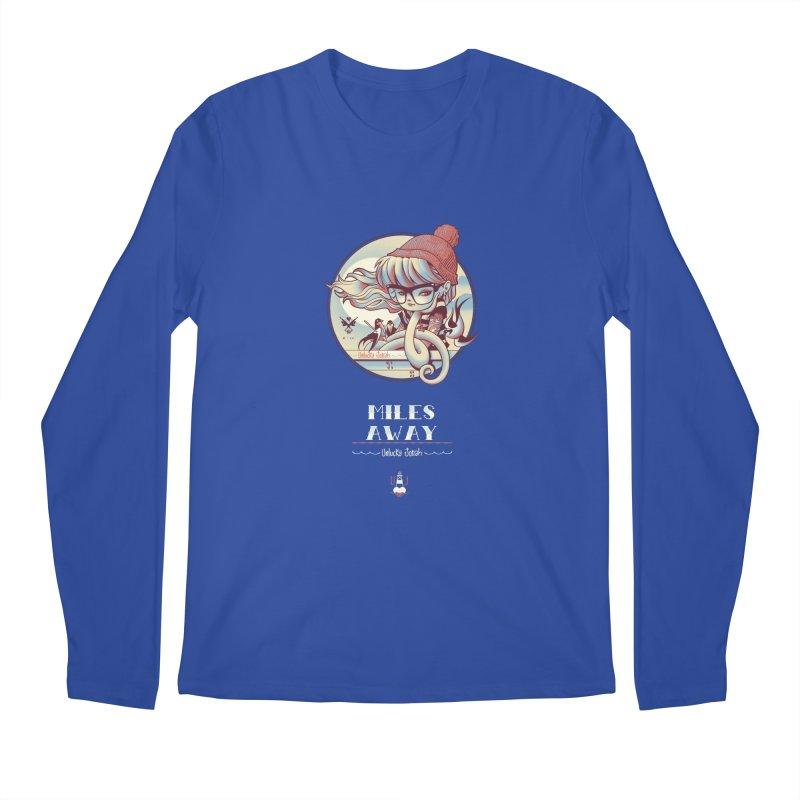 MILES AWAY - JoNAH Men's Longsleeve T-Shirt by mfk00's Artist Shop