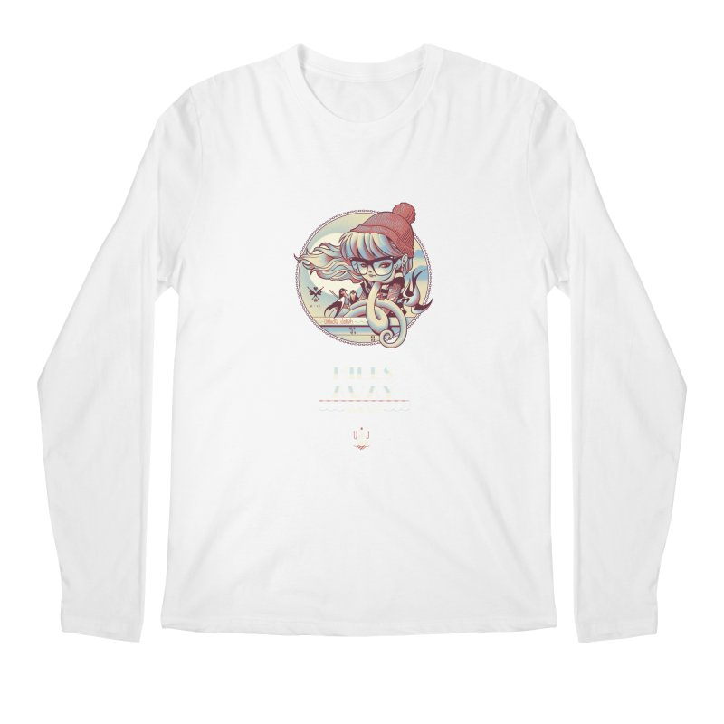 MILES AWAY - JoNAH Men's Longsleeve T-Shirt by mfk00's Artist Shop