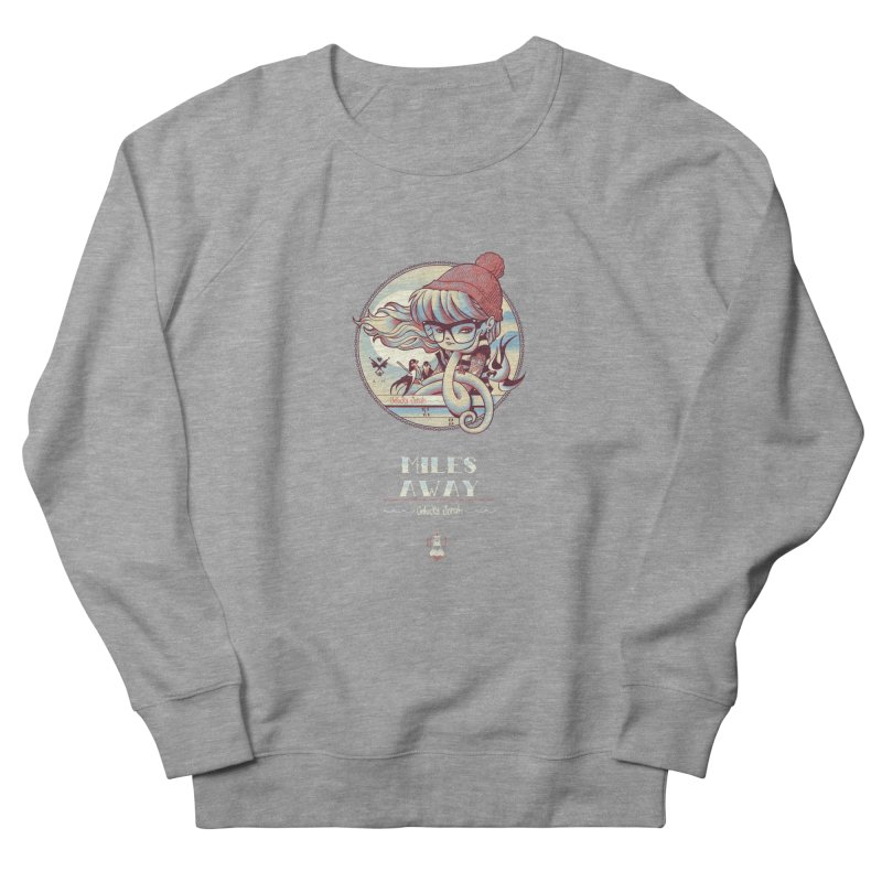 MILES AWAY - JoNAH Men's Sweatshirt by mfk00's Artist Shop