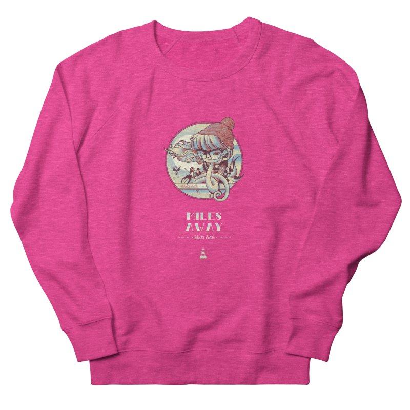 MILES AWAY - JoNAH Men's Sweatshirt by mfk00's Artist Shop