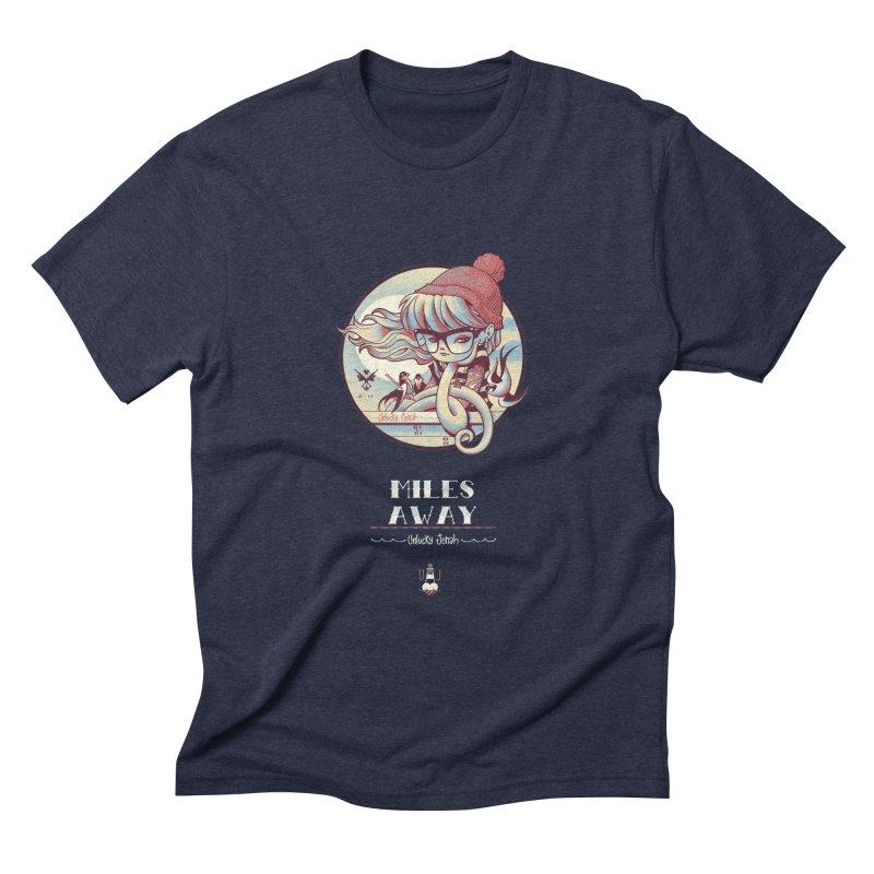 MILES AWAY - JoNAH Men's Triblend T-shirt by mfk00's Artist Shop