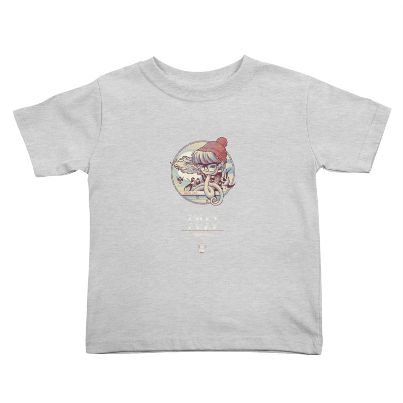 MILES AWAY - JoNAH Kids Toddler T-Shirt by mfk00's Artist Shop