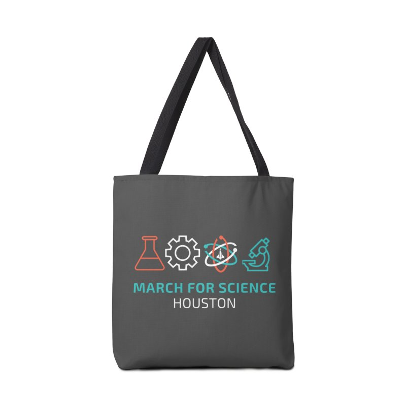 March for Science Houston Accessories Tote Bag Bag by March for Science Houston
