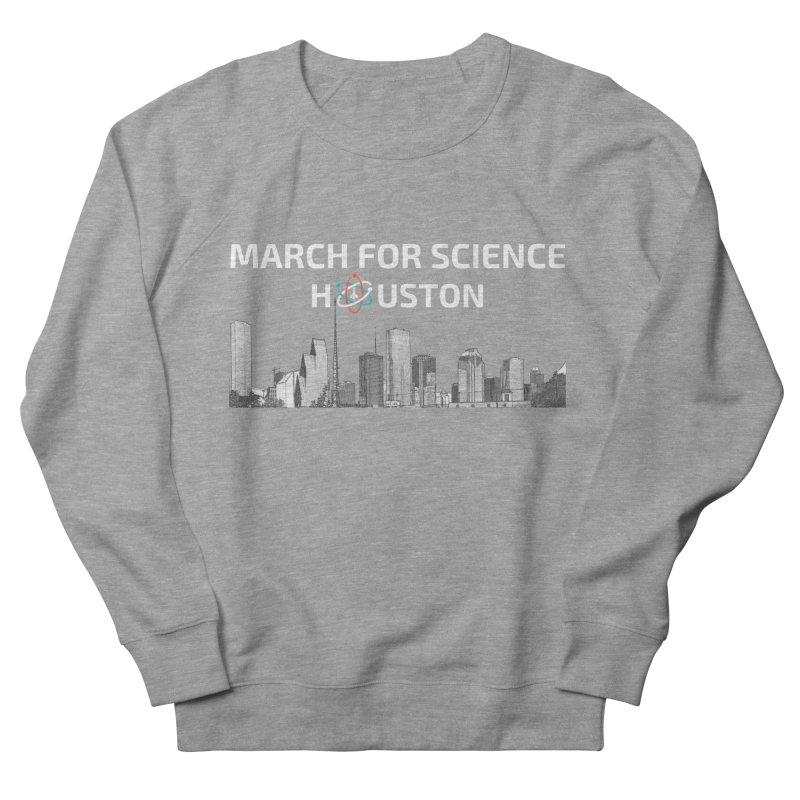 Houston Skyline - MFSH Women's Sweatshirt by March for Science Houston