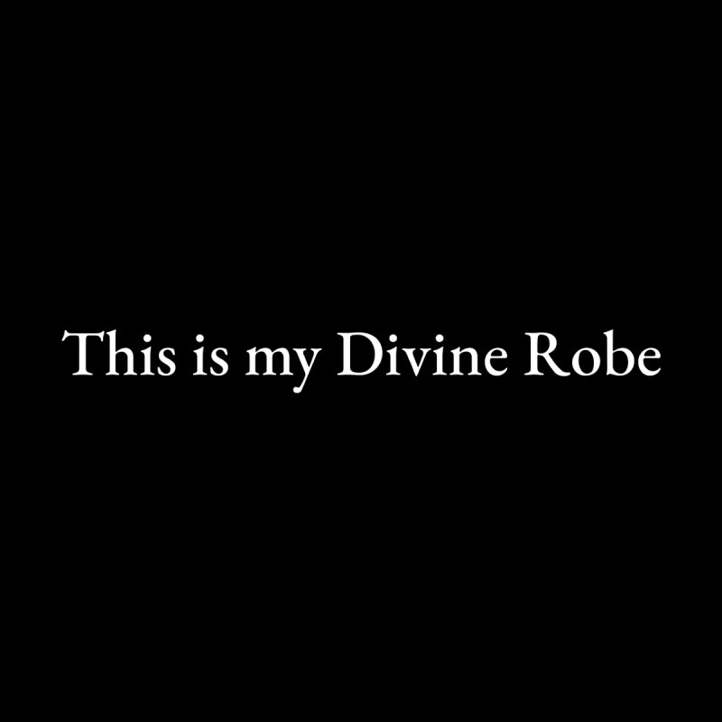 This is my Divine Robe Men's T-Shirt by @mg's Provisions for the Metaverse